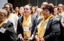 IMAGEN DEL DÍA | Reconocen labor de madres de Colectivo El Solecito