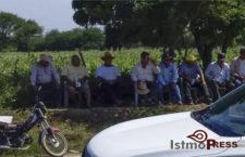 IMAGEN DEL DÍA | Cumple cinco días bloqueo a eólica en Oaxaca