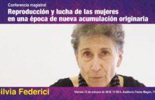 EN AGENDHA | Conferencia magistral de Silvia Federici