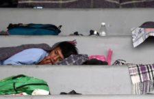 IMAGEN DEL DÍA | Caravana de migrantes: los primeros viajeros llegan a la Ciudad de México