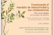 EN AGENDHA | Conferencia de Rita Segato en la UNAM