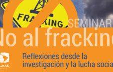 EN AGENDHA | Seminario sobre fracking