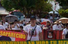IMAGEN DEL DÍA | En las fauces del narco, marchan por los desaparecidos