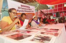 IMAGEN DEL DÍA | Caravana de madres llega a Puebla