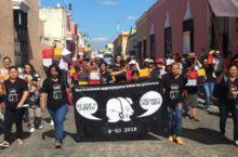 IMAGEN DEL DÍA | Se manifiestan mayas contra despojo de territorio