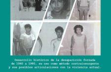 EN AGENDHA | Charla sobre la desaparición forzada en México