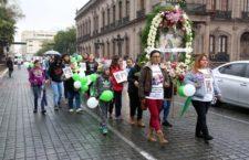 IMAGEN DEL DÍA | Peregrinan en Monterrey por desaparecidos