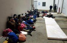 IMAGEN DEL DÍA | Aseguran en Tabasco a 138 migrantes centroamericanos