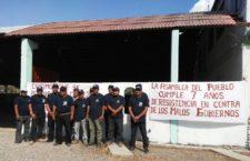 IMAGEN DEL DÍA | Conmemoran ikoots 7 años de resistencia contra eólicas en San Dionisio del Mar
