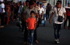 IMAGEN DEL DÍA   Caravana migrante, en Coahuila