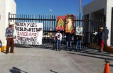 IMAGEN DEL DÍA | Protestan en Huexca contra termoeléctrica