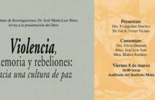 EN AGENDHA | Presentación del libro Violencia, memoria y rebeliones