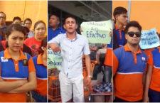 IMAGEN DEL DÍA | Aumentan las protestas obreras en Matamoros