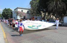 IMAGEN DEL DÍA   Normalistas de Jacinto Canek marchan en CDMX para exigir no cierren la institución bilingüe chiapaneca
