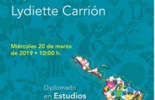 EN AGENDHA | Charla sobre violencia feminicida con Lydiette Carrión