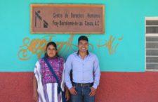 IMAGEN DEL DÍA | Liberan a indígena tseltal que fue torturado para inculparse