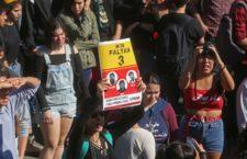 IMAGEN DEL DÍA | A un año, recuerdan a estudiantes de cine desaparecidos en Jalisco