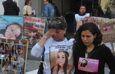 IMAGEN DEL DÍA | Protestan por negligencia de Procuraduría capitalina ante desapariciones de mujeres