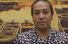 Denuncian intimidación armada contra Alicia Blanco, esposa del asesinado periodista Pedro Tamayo