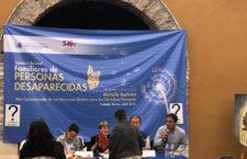 Reunión de familiares de desaparecidos con Alta Comisionada de la ONU para los derechos humanos