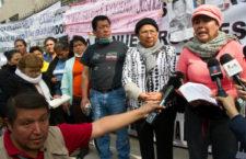 IMAGEN DEL DÍA | Continúa huelga de hambre por desaparecidos