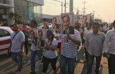 IMAGEN DEL DÍA | Marchan por justicia en Minatitlán