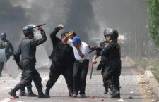 BAJO LA LUPA | La Ley Nacional sobre Uso de la Fuerza es un riesgo para la protesta social, por Artículo 19