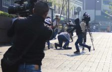 """En """"alto riesgo"""", periodistas amenazados por cubrir ataque en Cuernavaca"""