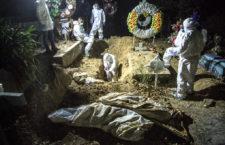 IMAGEN DEL DÍA | Brigada en Michoacán: exhuman e identifican a desaparecido