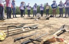 Organizaciones de la sociedad civil ofrecen al Gobierno federal su información sobre fosas clandestinas