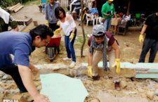 IMAGEN DEL DÍA | Convocan a continuar reconstrucción de viviendas afectadas por el 19-S en Edomex