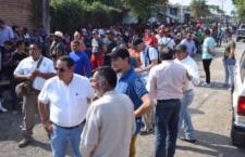 IMAGEN DEL DÍA | Largas filas al reinicio de actividades del INM en Tapachula