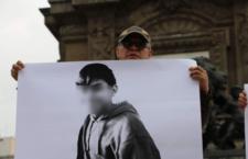 Poder Judicial reconoce al adolescente Marco Antonio como víctima de desaparición forzada
