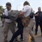 Despliegan Guardia Nacional contra migrantes en frontera sur de México