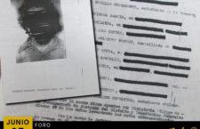 """EN AGENDHA   Foro """"Archivos censurados de la Guerra Sucia"""""""
