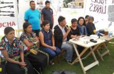 IMAGEN DEL DÍA | Ayuno en solidaridad con presos en huelga de hambre en Chiapas