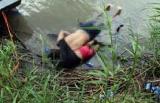 IMAGEN DEL DÍA   Muerte de migrantes al cruzar el Río Bravo