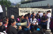 IMAGEN DEL DÍA | Mujeres tseltales acusan impunidad por violación de militares hace 25 años