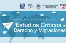 EN AGENDHA | Seminario Estudios Críticos del Derecho y Migraciones