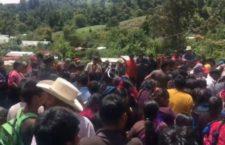 Una persona fallecida por ataque de grupos de corte paramilitar en los Altos de Chiapas