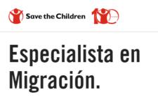 EN AGENDHA | Vacante para abogado/a especialista en migración de Save the children