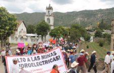 Piden a Semarnat que no autorice mina en Puebla porque daños serían irreversibles