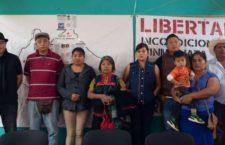 Piden liberar a cinco tsotsiles víctimas de tortura