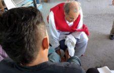 """FRASE DEL DÍA   """"Pedimos al Estado que dejen en paz a las casas del migrante, santuario para esa multitud perseguida"""": padre Pedro Pantoja"""