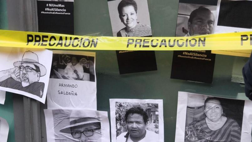 Insuficiente, mecanismo de protección a periodistas y defensores: ONUDH