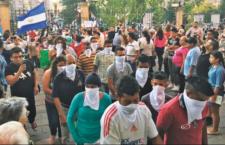 IMAGEN DEL DÍA | Señalan migrantes acoso en Coahuila