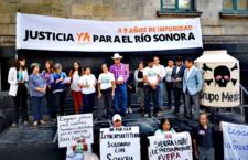 IMAGEN DEL DÍA | Las protestas contra Grupo México tocan la puerta de la SCJN