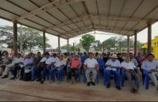 IMAGEN DEL DÍA | Asamblea comunitaria rechaza megaproyecto en Oaxaca y Veracruz