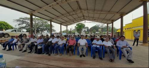IMAGEN DEL DÍA   Asamblea comunitaria rechaza megaproyecto en Oaxaca y Veracruz