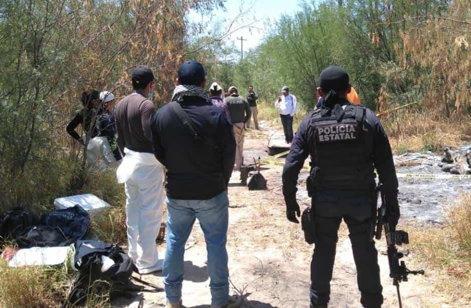 IMAGEN DEL DÍA   Primer búsqueda de fosas en Reynosa, Tamaulipas